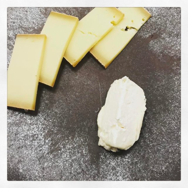 chabiehou and panedAboudance cheeses septimeparis theworlds50best 50thbestintheworld 50thbestintheworld michelinguide 1starhellip