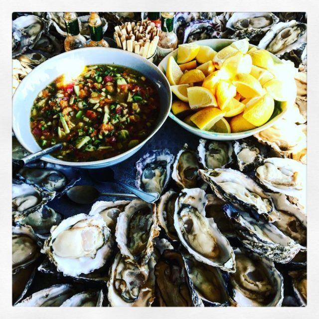 westcoast oysters bellaniehaus langtafel duinhuis adelemaartens huiskok christachev langebaan whaletalesbloghellip