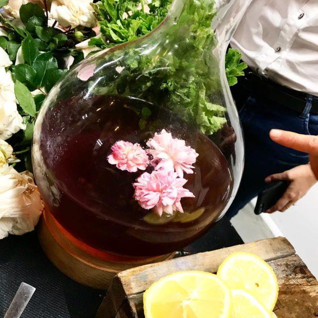 rosetea by babylonstoren gardeningwithbabylonstoren celebrating katvanduinen design oldbiscuitmill woodstock capetownhellip