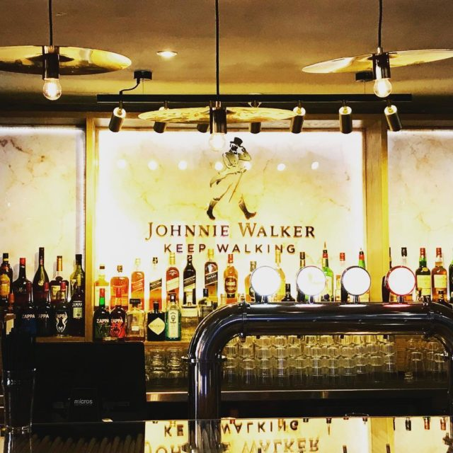johnniewalker whisky bar at hardrockcafe campsbay capetown whaletalesblog lovemylife