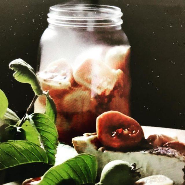 melktert Boerenkaas guavas JAN episode5 viatv dstvza janhendrik restaurant Nicehellip