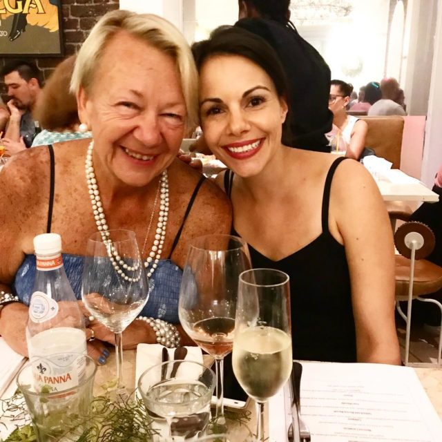 With sabinepalfi at giulioscafe benikepalfi chefsueannallen capetown launch summer dinnerhellip