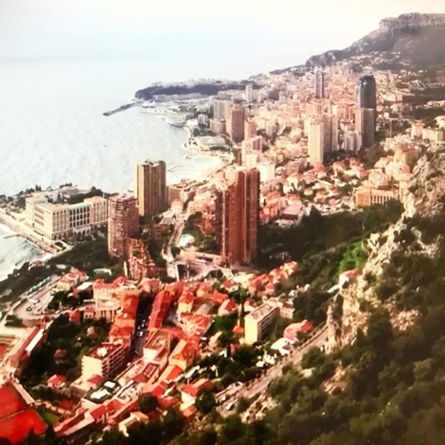 Monaco montecarlo france JAN tvseries restaurant by janhendrik michelinguide onestarhellip