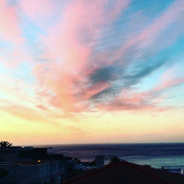 sunset atlanticseaboard seapoint fresnaye capetown summer whaletalesblog lovemylife