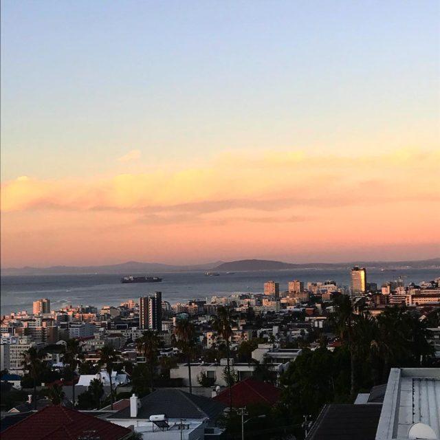 sunset SeaPoint theritzhotelsa fresnaye capetown whaletalesblog lovemylife