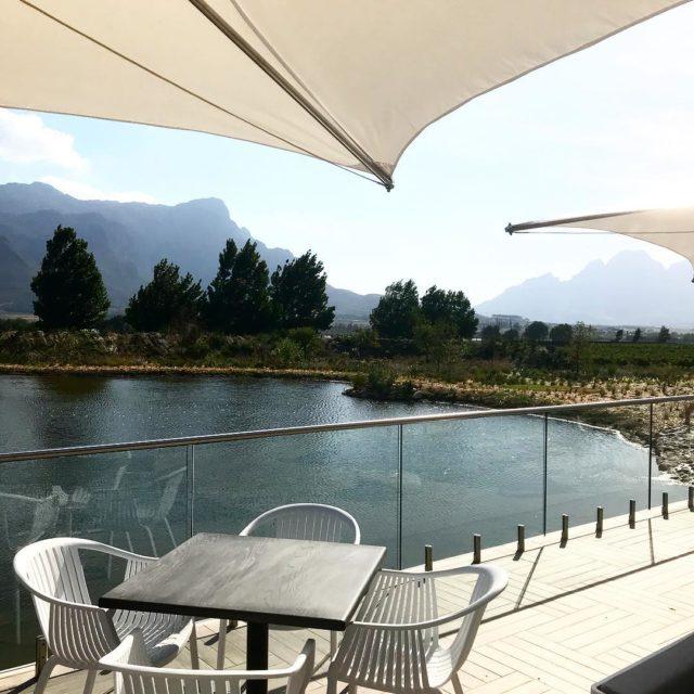 tasting venue view at paserene franschhoek jeanritine with llewellynwho whaletalesbloghellip
