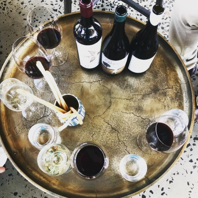 paserene tasting of union jeanritine redmarathon chardonnay 2015 franschhoek withhellip