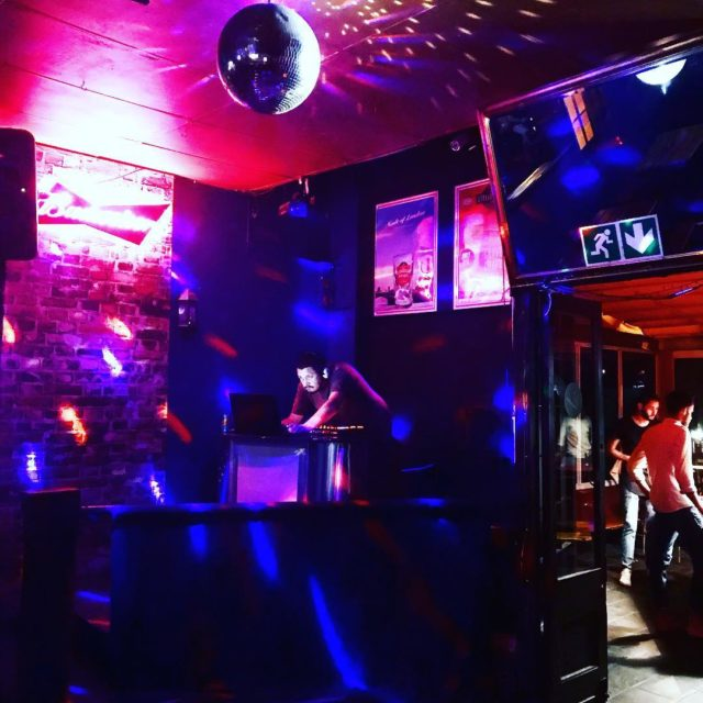 More dancing at dizzyspub campsbay capetown dj riaan whaletalesblog lovemylife