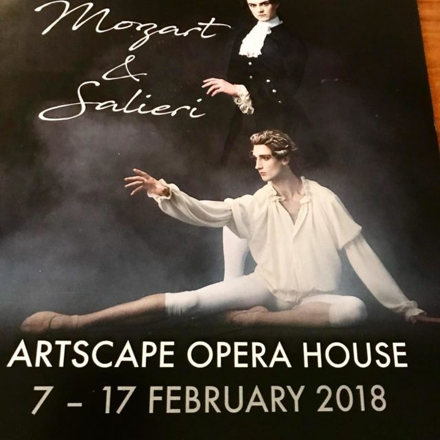 mozart salieri artscapetheatre operahouse capetown cityballet whaletalesblog lovemylife