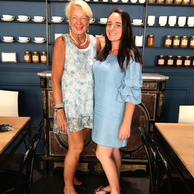 ladiesinblue at hemelhuijs capetown with elizefab lovemylife