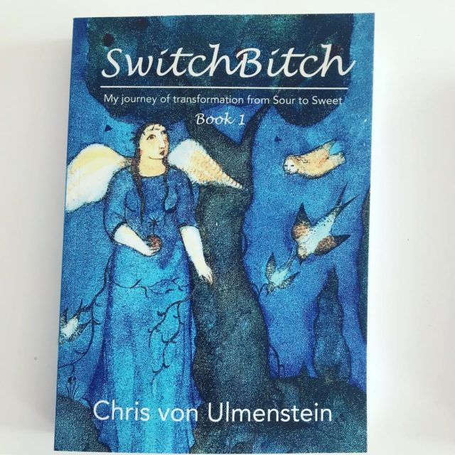 SwitchBitch myjourneyoftransformation fromSourtoSweet first book printed published gratitude  lovemylife