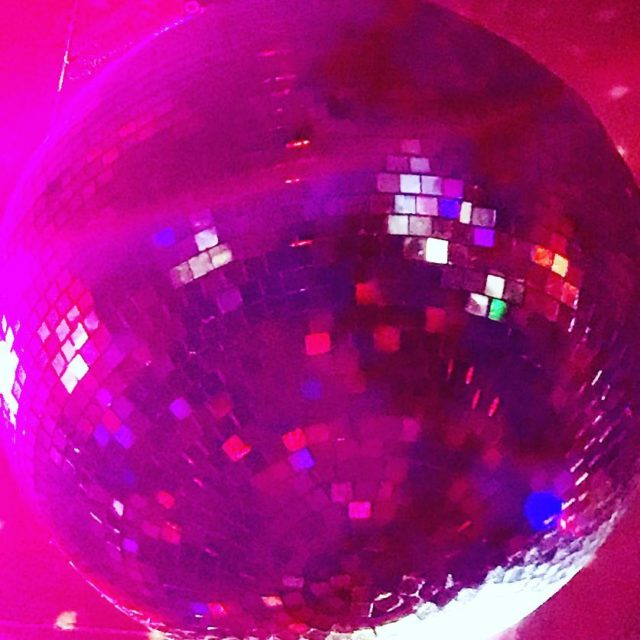 discoball at dizzyspub campsbay capetown whaletalesblog lovemylife