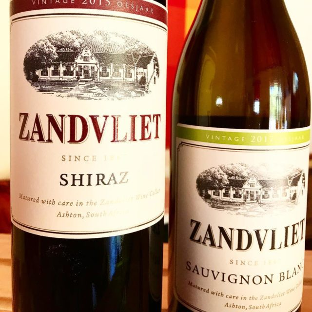my first favorite wine in the Seventies zandvlietwine shiraz athellip